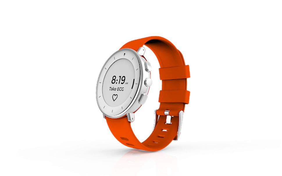 Alphabet's Verily health watch gets limited ECG clearance from FDA